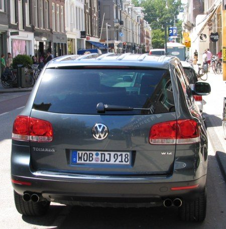 Rijtest Volkswagen Touareg W12 Executive  Autoblognl