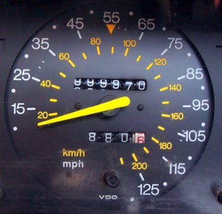 Saab 1 million mile