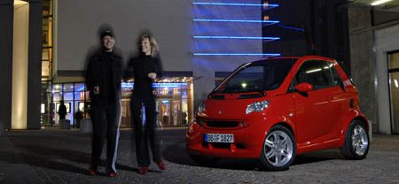 Smart Fortwo Red Edition
