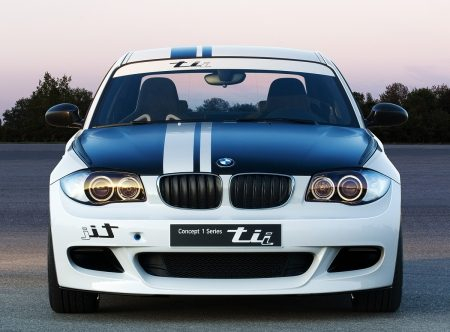 BMW Concept 1-serie tii