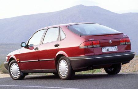 Oeps, foutje bij Saab...