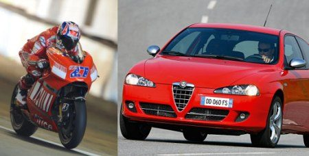 Alfa Romeo 147 Ducati