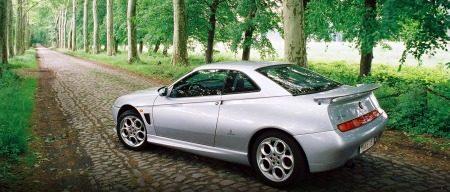 Alfa Romeo GTV wallpaper Djivy.be