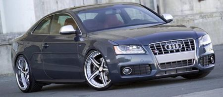 Audi S5 Fog City Performance