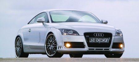 Audi TT JE Design