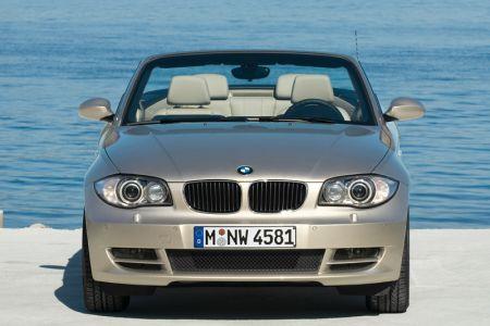 BMW 1 Serie Cabrio
