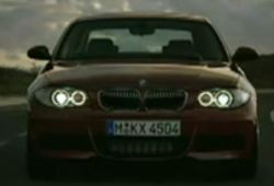 BMW 1 Serie Coupe video