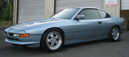 BMW 850i Dinan
