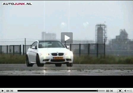 BMW M3 E92 video
