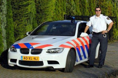 Bmw M3 Voor Brabantse Politie Autoblog Nl