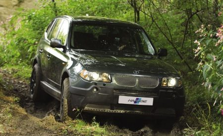 BMW X3 Hartge Hunter