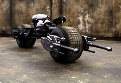 Batman, The Dark Knight, Batman's Batpod