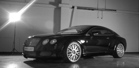Bentley Continental GT Project Kahn