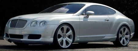 Bentley Continental GTS, Project Kahn