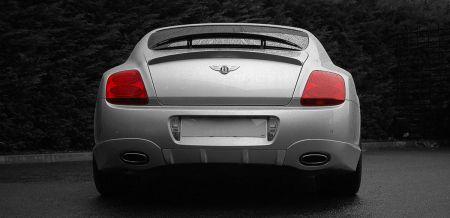 Bentley Continental GTS, Project Kahn