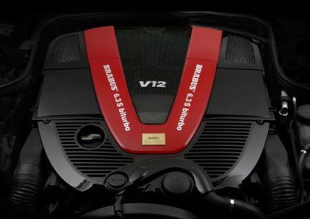Brabus SV12 S
