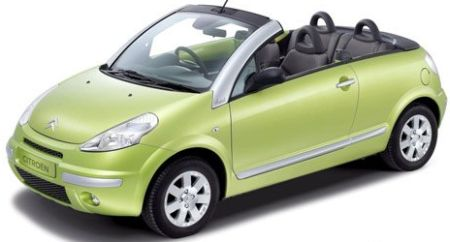 Citroën C3 Pluriel Kiwi