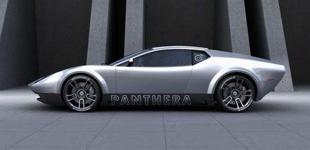 De Tomaso Panthera Impression