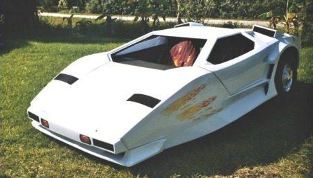Electrische Lamborghini Countach