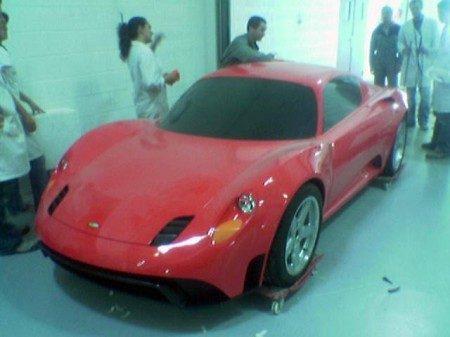 Ferrari Dino model