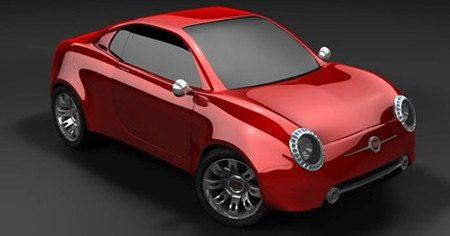 Fiat 500 Abarth sportcoupe