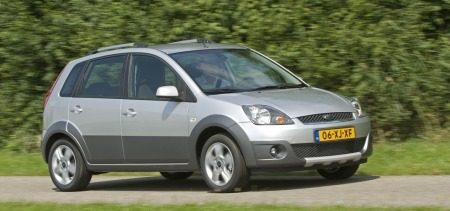 Ford Fiesta Crossroad