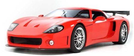 GTM Factory Five Supercar
