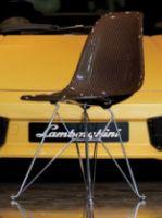 Garage Works Industries Carbonfibre stoel