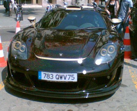 Gemballa Mirage GT Glitter Edition