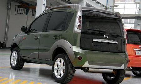 Great Wall Pery 4x4