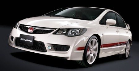 Honda Civic Type-R sedan
