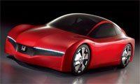 Honda Hybrid Sports Concept