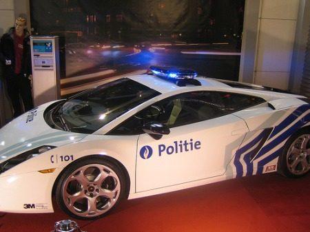 Lamborghini Gallardo Federale Politie