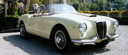 Lancia Aurelia Spyder, via aureliaspyder.com