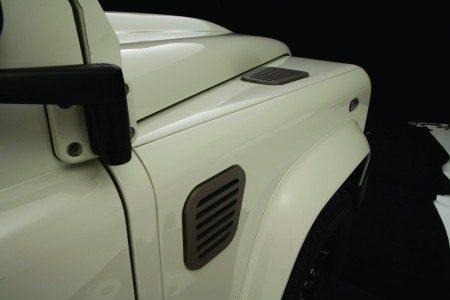 Land Rover Defender Piet Boon edition