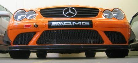 Oranje AMG-er