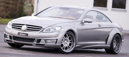 Mercedes CL 600 FAB Design