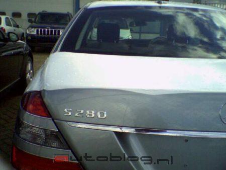 Mercedes S280