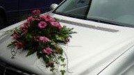 Mercedes bloempakket
