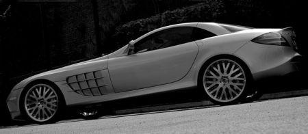 SLR McLaren by Project Kahn