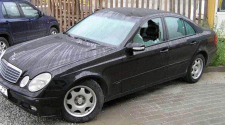 Mercedes Shit