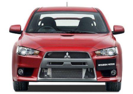 Mitsubishi Evolution X