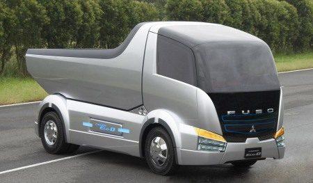 Mitsubishi-Fuso Canter Eco-D Concept