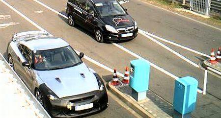 Nissan GT-R Nurnburgring