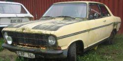 Opel oud hok