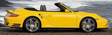 Porsche 911 997 Turbo Cabrio