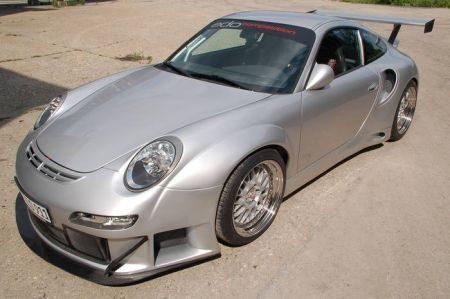 Porsche 911 GT2 R Edo Competition