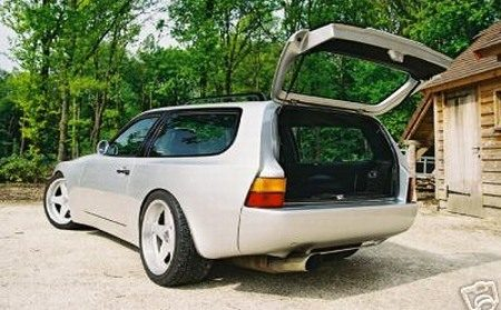 Porsche 944 shooting break