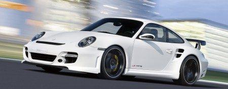 Porsche 997 Turbo Rinspeeed Le Mans