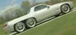 Porsche Pickup